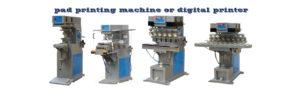 pneumatic pad printing system