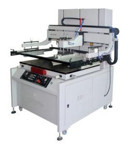 pneumatic silk screen printer printing machine system equipment