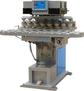 pneumatic tampo printer system equipment
