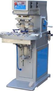 pneumatic pad printing machine system equipment