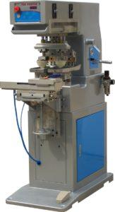 semiautomatic pneumatic pad printing machine system equipment