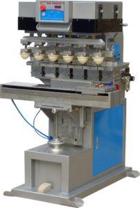 pneumatic pad printer printing machine system equipment