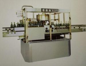 automatic cold glue sticker labelling machine