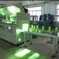 automatic cylinder screen printing machine