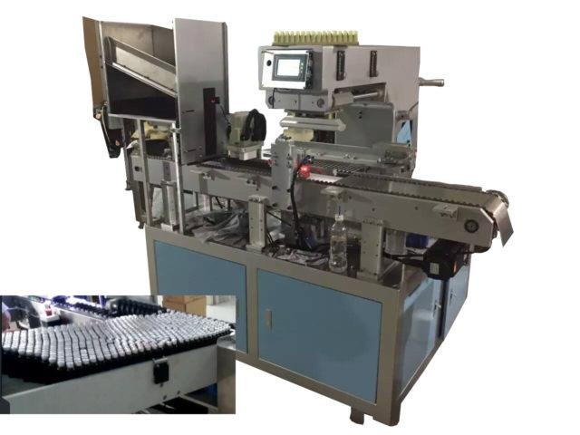 glass vial printing machine