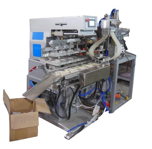 macchina stampa tampografica