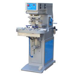 macchina tampografica elettropneumatica a 2 colori