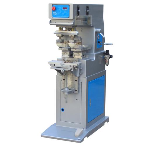 maquina tampografica elettropneumatica a 2 colore