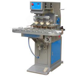 maquina tampografica elettropneumatica a 3 colori