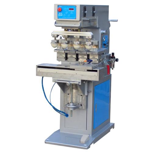 maquina tampografica elettropneumatica a 4 colore